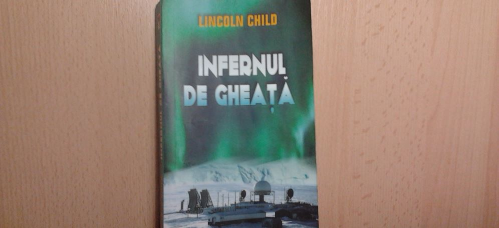 Infernul de gheață, Lincol Child