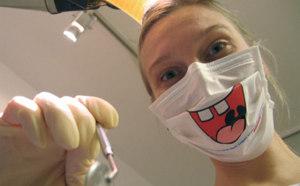 Băi, am prins drag de dentiste